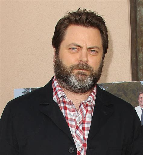 nick offerman nick offerman pictures emmy screening for nbc s quot parks