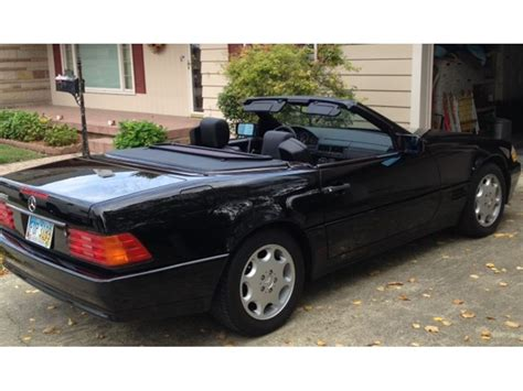 Mercedes For Sale By Owner by 1995 Mercedes Sl Class Sale By Owner In Nashville Tn