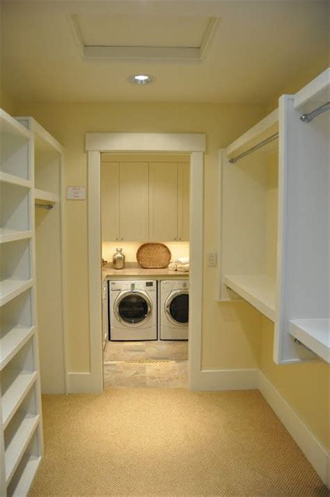 bedroom laundry 25 best ideas about closet laundry rooms on