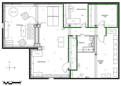 finished basement house plans designing your basement i finished my basement