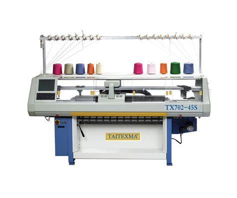 which knitting machine taitexma enterprise corporation