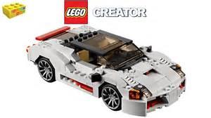 Lego Creator Highway Speedster Review 31006   YouTube