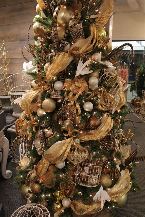 gold and brown tree decorations 103 best images about trees decor bronze