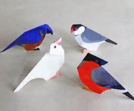 paper craft birds paper craft birds ideas origami and