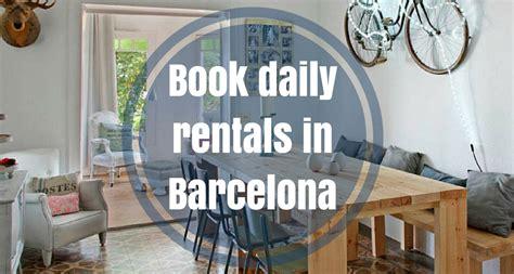 alquiler apartamentos por dias barcelona alquiler de apartamentos en barcelona por d 237 as barcelona