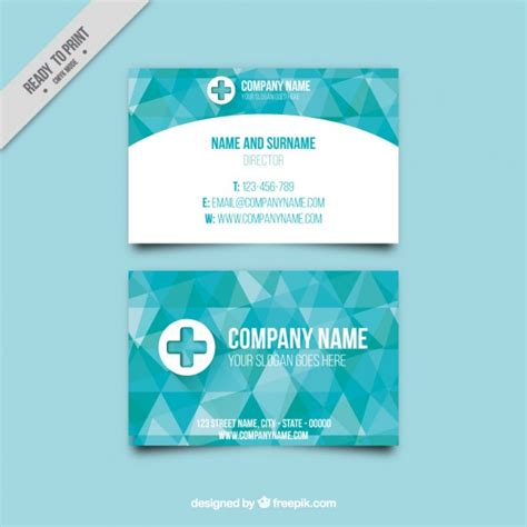 card company company director business card vector free