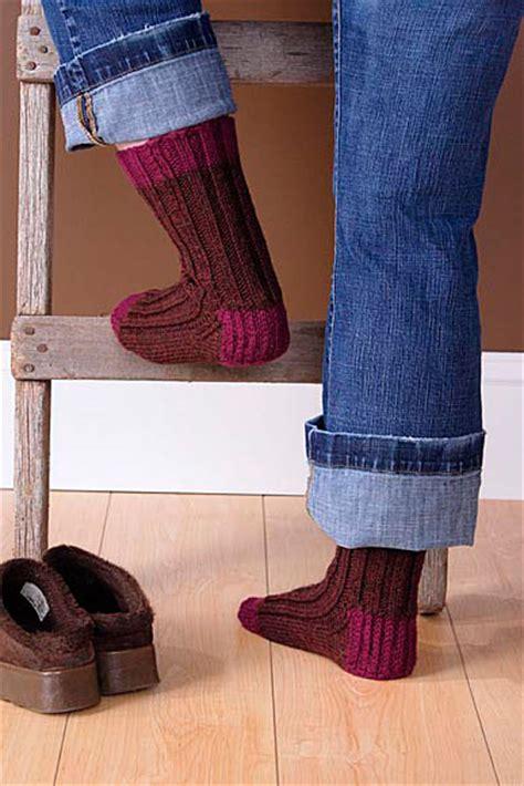 knitting pattern for boot socks boot socks pattern knitting patterns and crochet