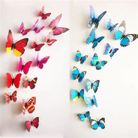home decor butterflies 3d butterfly wall decor decor ideasdecor ideas