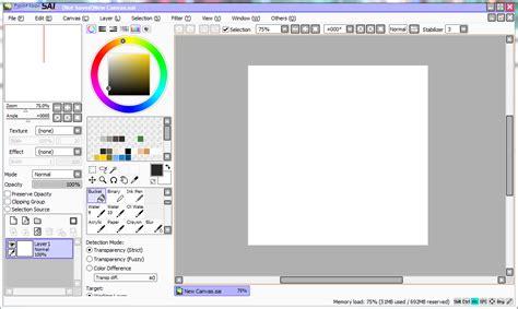 paint tool sai 2 fullscreen painttool sai computer