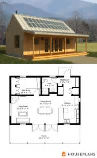 cabin plan cabin style house plan 1 beds 1 baths 704 sq ft plan