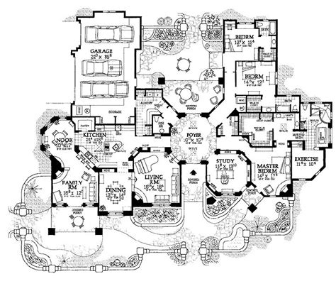 mansion home plans best 25 mansion floor plans ideas on