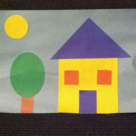 Best 25 Preschool Shape Crafts Ideas On Shape