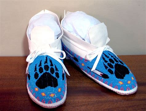 beaded moccasins and beaded moccasins beadwork moccasins and