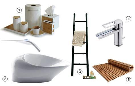 accessoires de salle de bains design les nouveaux accessoires design pour la salle de bains