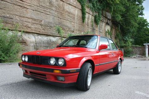 1991 Bmw 318is For Sale by Sell Used 1991 Bmw 318is Coupe 2 Door 5 Speed In