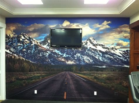 Wall Murals Stickers in house wall wrap for bo bridges 10 designs