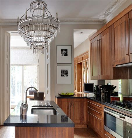 chandelier kitchen traditional kitchen with chandelier traditional kitchen
