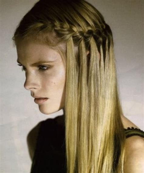 braided hairstyles for thin hair french braid hairstyles ideas to look classical beautiful