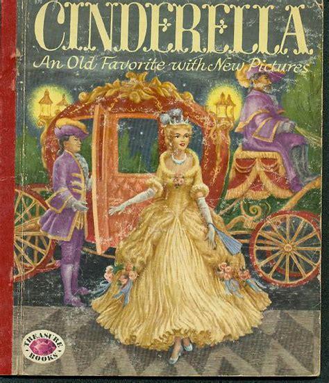 cinderella picture book treasure books