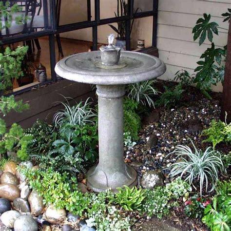 modelos de fuentes para jardin fuentes de agua para jardines peque 241 os mundojardineria info
