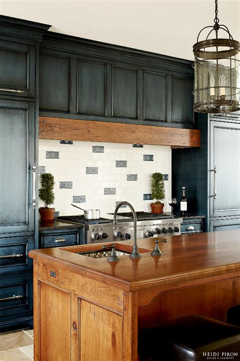 blue kitchen cabinet 23 gorgeous blue kitchen cabinet ideas
