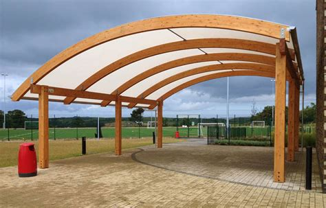 I Canopy by Steel Canopies Timber Canopies Outdoor Canopies