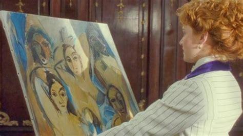 picasso paintings in titanic le tableau quot les demoiselles d avignon quot de picasso dans