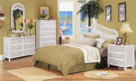 wicker bedroom wicker bedroom furniture sets roselawnlutheran