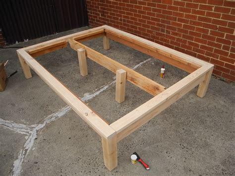 build platform bed how to build wood platform bed frame woodworking expert