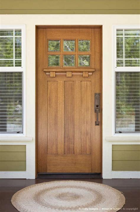 style front door front door of craftsman style home doors