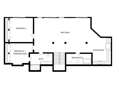 basement in suite floor plans walkout basement floor plans houses flooring picture ideas