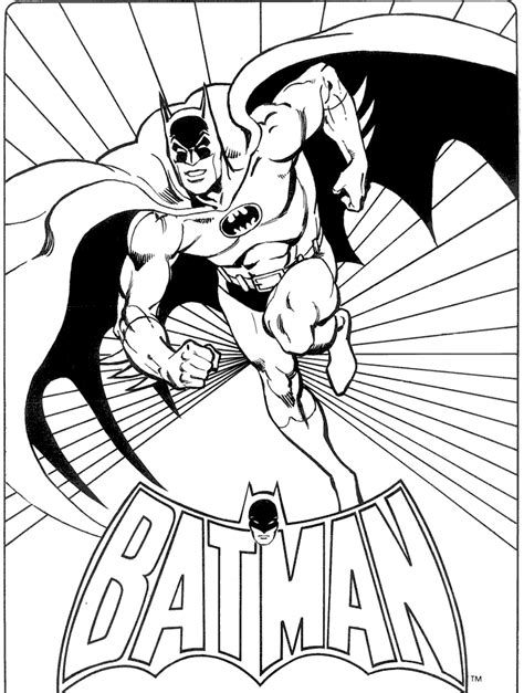 batman coloring pages free printable pictures coloring
