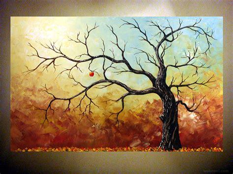 paint tree tree painting 15
