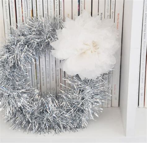 how to decorate with tinsel 5 ways to decorate with tinsel