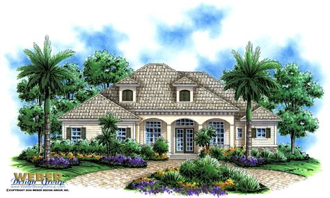 florida house designs olde florida house design manor home plan