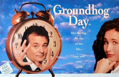 groundhog day poster ground hog day review top faves deba do tell