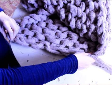 arm knitting projects arm knitting blanket patterns a knitting