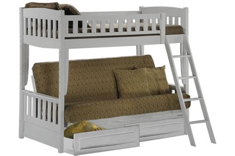bunk beds with sofa white bunk bed sofa wood futon bunk sofa bed white the