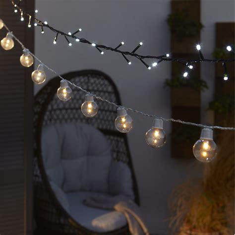 outdoor lights b q 21 creative outdoor string lights b q pixelmari