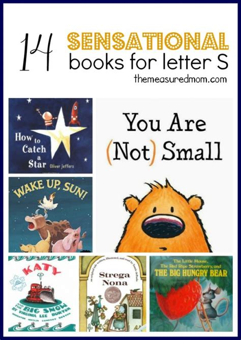 postmodern picture books letter s books for preschool
