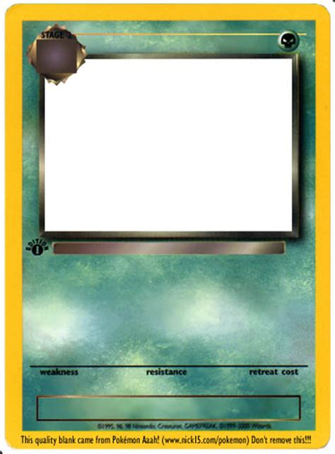 make your own pokémon card pok 233 mon aaah make your own pok 233 mon card