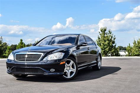 Mercedes S Class 2008 by 2008 Mercedes S Class 5 5l V8 Stock 233478 For Sale