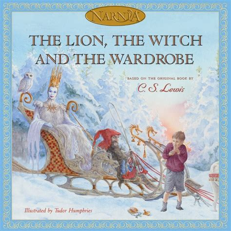 The The Witch And The Wardrobe Picture Book Edition