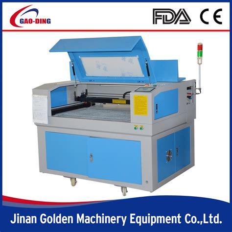 laser rubber st machine co2 laser engraving marking machine wood rubber laser