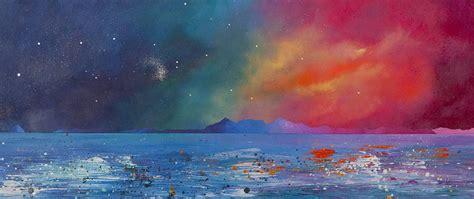 spray painting scotland the isle of arran scotland landscape paintings prints
