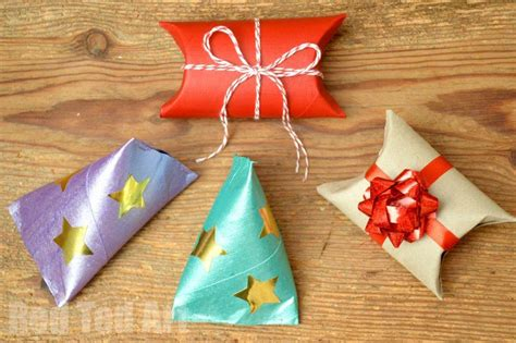 easy crafts to make as gifts tp roll gift box ideas ted s
