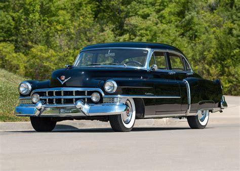 Dallas Cadillac by Leake To Auction Cadillacs In Dallas Vintage Road Racecar