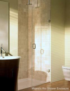 majestic shower doors majestic frameless shower door contemporary shower