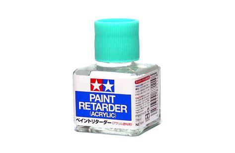 acrylic painting retarder tamiya model paints finishes paint retarder acrylic 87114