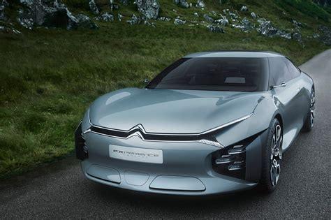 Citroen Car by Just Build It Citroen Unveils Cxperience Concept By Car